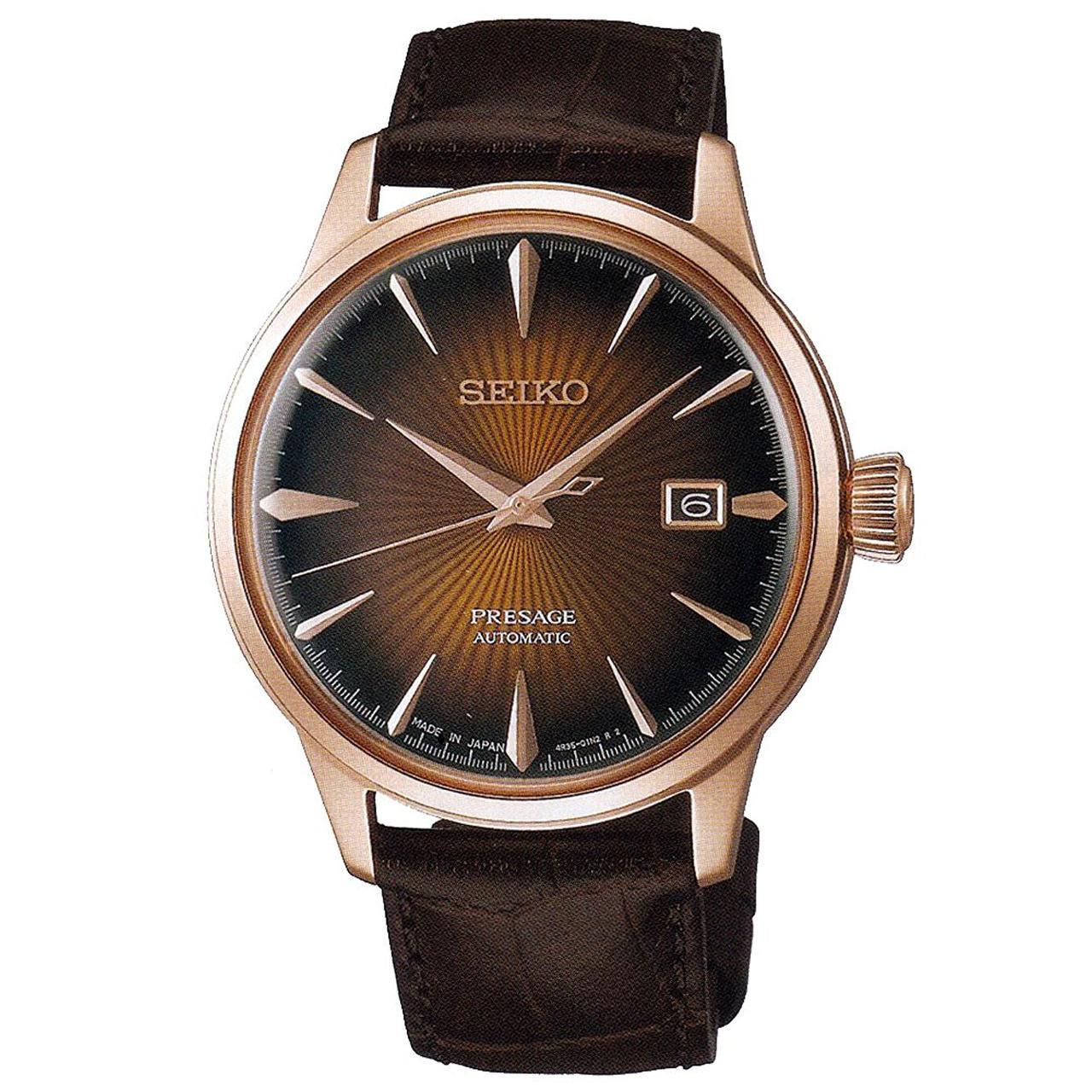 Мужские часы Seiko Presage Automatic Manhattan SARY078 -JAPAN