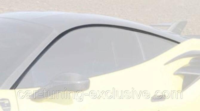MANSORY side roof frame for Ferrari 488 GTB