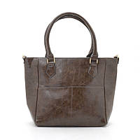 Женская сумка 5501 khaki (коричневая)