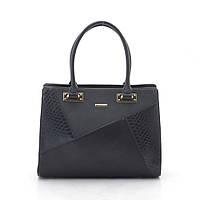 Женская сумка D. Jones 5529-1 black (черная)