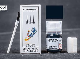 Краска для кроссовок цв.темно-синий Tarrago Sneakers Paint, 25 мл,TNC01(17)