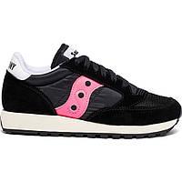 Кросівки Saucony Jazz Vintage Euro Black/Pink 60368-61s, фото 1