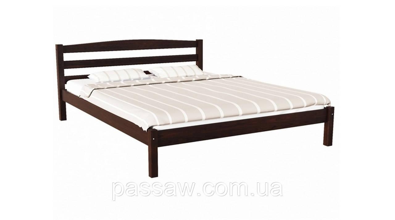 Кровать деревянная Л-230 2,0