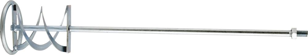 Мешалка 22B001 Topex для раствора 100 мм с резьбовым хвостовиком М14 - АРСЕНАЛ ИНСТРУМЕНТА в Запорожье