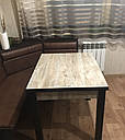 Стол обеденный Марсель 90(+35+35)*70 венге - Клондайк, фото 3