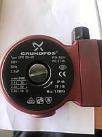 Насос циркуляционный Grundfos UPS 25-40-130