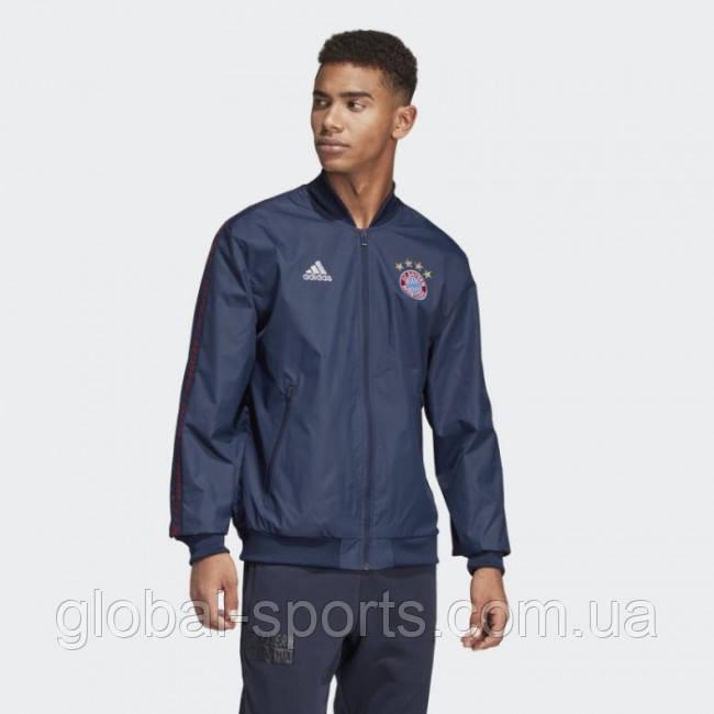 Мужская ветровка Adidas FC Bayern Anthem(Артикул:DP4023)