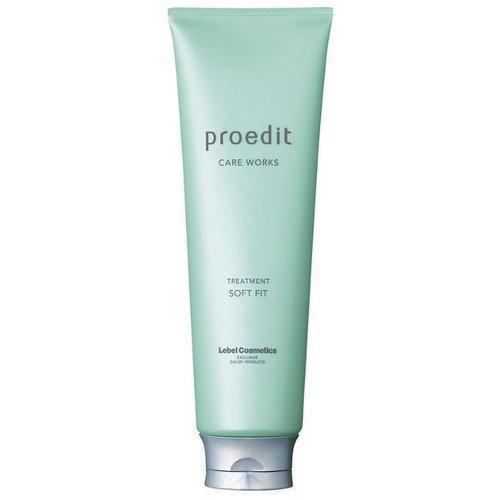 Маска для сухих жестких волос Lebel Proedit Soft Fit + Mask 250 мл
