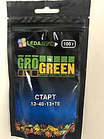 Удобрение Грогрин Cтарт NPK 13-40-13 100г