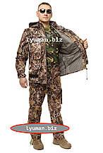 """Летний костюм-трансформер из мембранной ткани """"Лесные Заросли"""""""