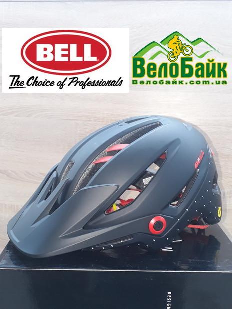 Велошлем Bell Sixer MIPS 55-59 M 2018 черный / матовый