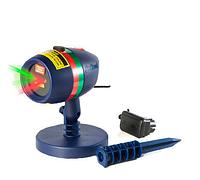 Лазерный проектор Star Shower, светодиодный прожектор для дома, лазерный праздничный новогодний светильник, фото 1