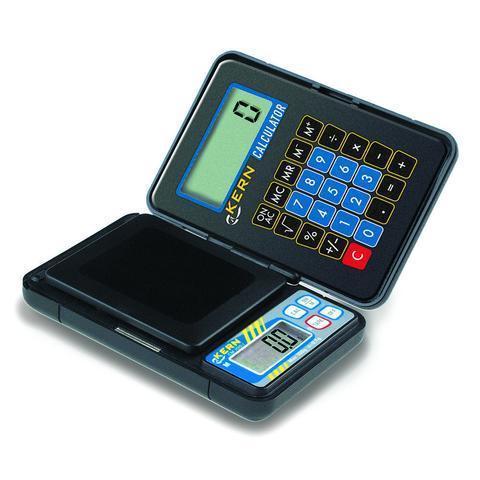 Ювелирные (карманные) весы с калькулятором KERN CM 320
