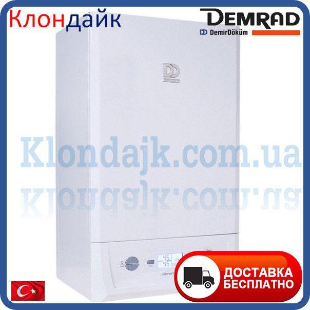Газовый конденсационный котел Demrad Nitromix P24