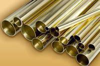 Херсон труба латунная ЛС-59 и Л63 в латунь 6 4 90 55 64 80 20 12 14 мм диаметр мягкая твердая