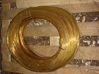 Винница латунная проволока ЛС-59 Л63 диаметром 0,2 3 5 8 10 1 0,4 0,8 мм отмотка состояние мягкая твердая