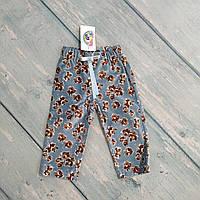 Детские штаны вельветовые на девочку, рост 80 см