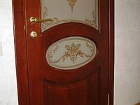 Двери межкомнатные деревянные M-121, фото 1