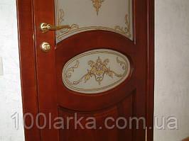 Двері міжкімнатні дерев'яні M-121