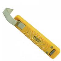 Съёмник изоляции 8-28мм LTL15018 желтый