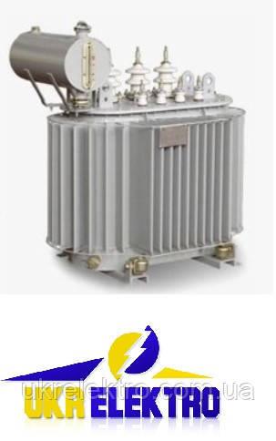 Трансформатор масляный силовой ТМ (Г) - 160/10  (6)  -0,4 У1