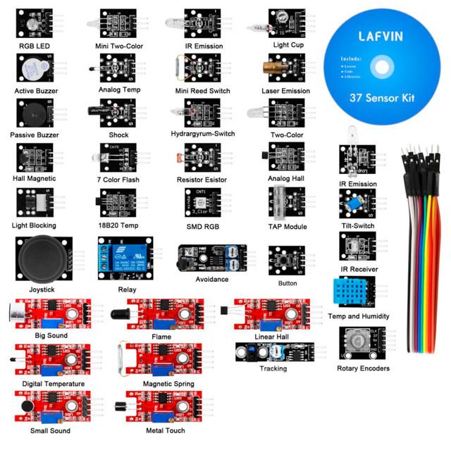 Набор датчиков Arduino