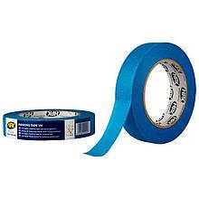 НРХ UV - синяя маскирующая малярная лента  для наружных работ - 25мм x 25м (MU2525)