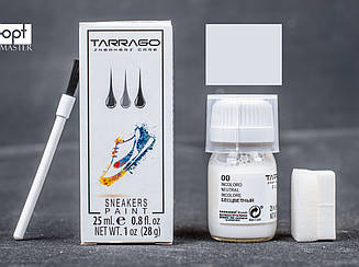 Краска для кроссовок бесцветная Tarrago Sneakers Paint, 25 мл,TNC01(00)