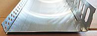 Цокольный (стартовый) алюминиевый 203 мм. длина 2,5 м.п толщина 1 мм.