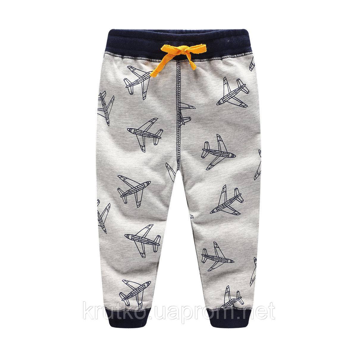 Штаны для мальчика Самолет Jumping Meters