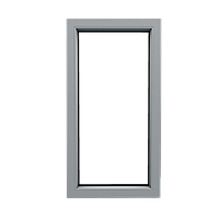 Металлопластиковое окно. Глухое, 1150х1400, 3-камерный профиль, энергосберегающее стекло с заполнением аргоном