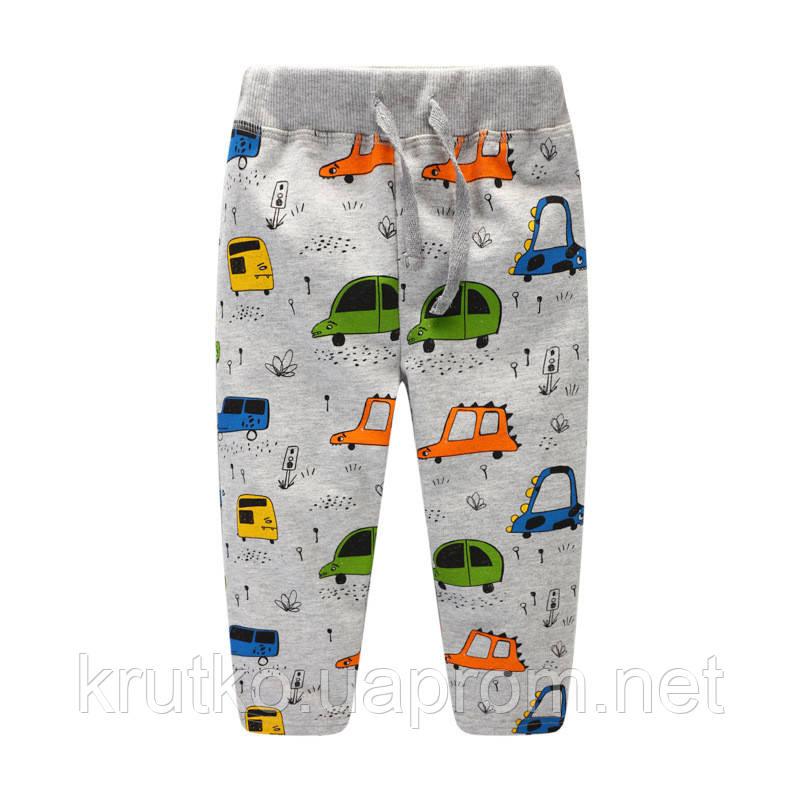 Штаны для мальчика Машинки Jumping Meters