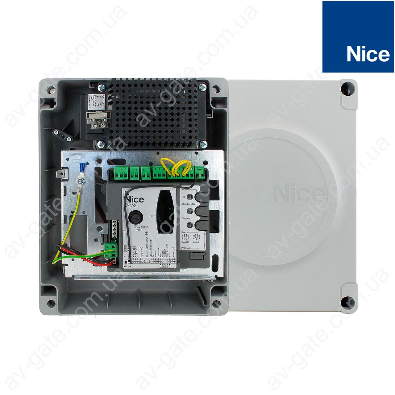 Блок управления автоматикой MC424L Nice