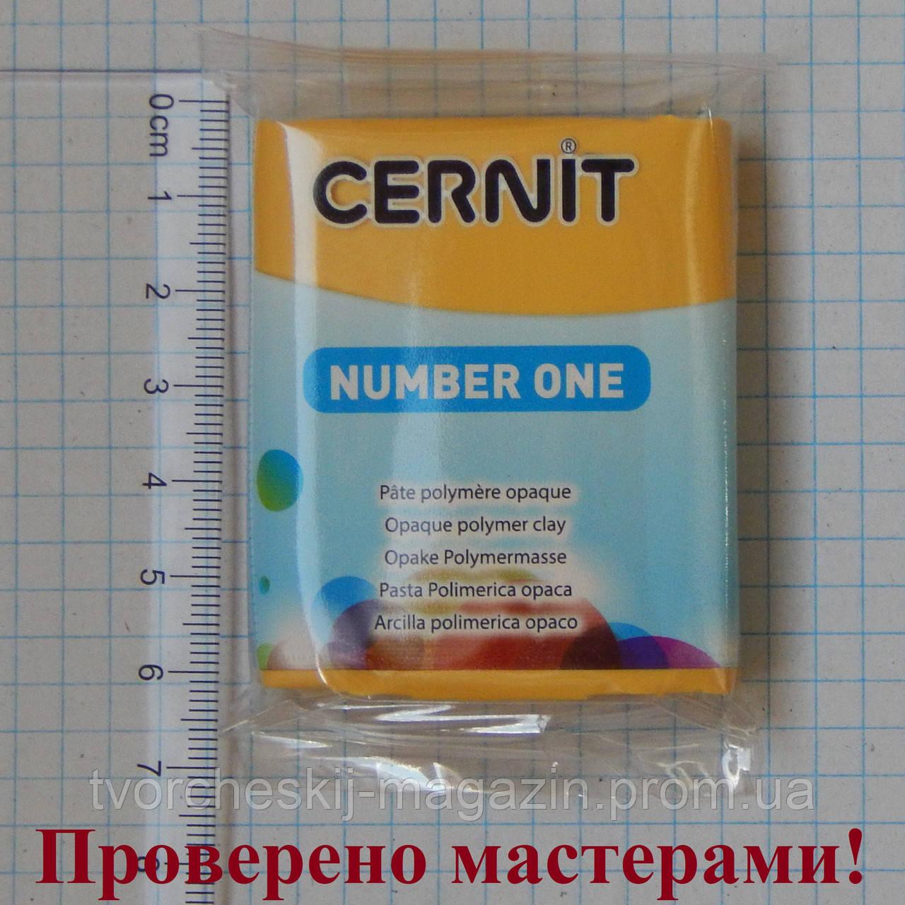 """Полимерная глина Цернит """"CERNIT NUMBER ONE"""" 56гр КЕКС №739"""
