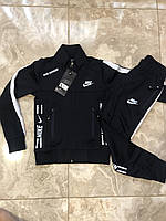 Спортивный костюм Nike для мальчика. Черный. Турция.