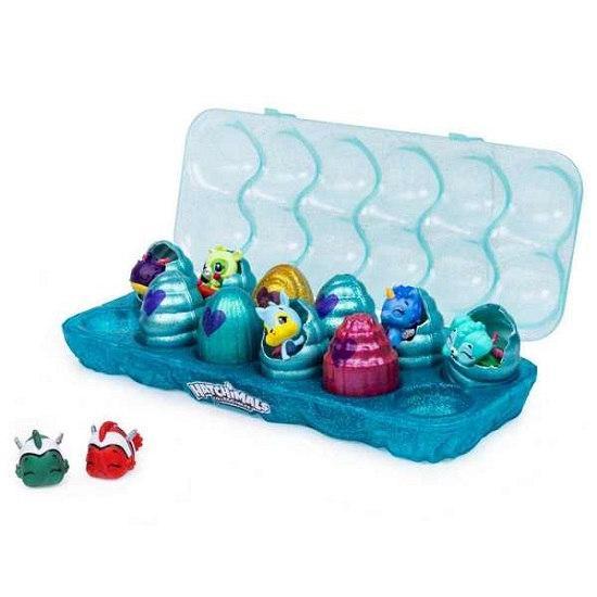 Hatchimals: Кейс с двенадцатью фигурками в яйцах Сезон 5 SM19116/6045511