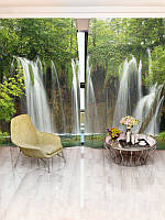 Фотоштора Walldeco Панорама водоспаду (2352_1_1)