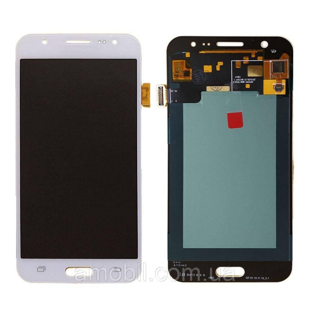Дисплей Samsung OLED J500H / J500F / J500M Galaxy J5 2015 white orig