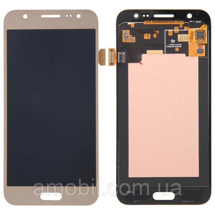 Дисплей Samsung AMOLED J500H / J500F / J500M Galaxy J5 2015 gold orig