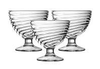 Набор креманок Luminarc Swirl 3 штуки 335 мл (Н5068/1)