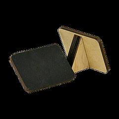 Ценник деревянный стоячий 35*50мм 1уп/5шт