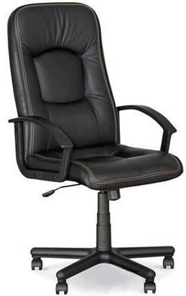 Кресло для руководителей OMEGA Tilt PM64 с механизмом качания, фото 2