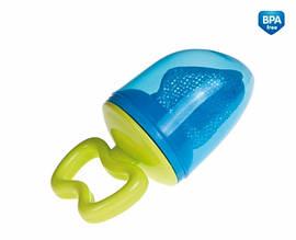 Ситечко для кормлення Canpol 56/105 блакитно-салатовий