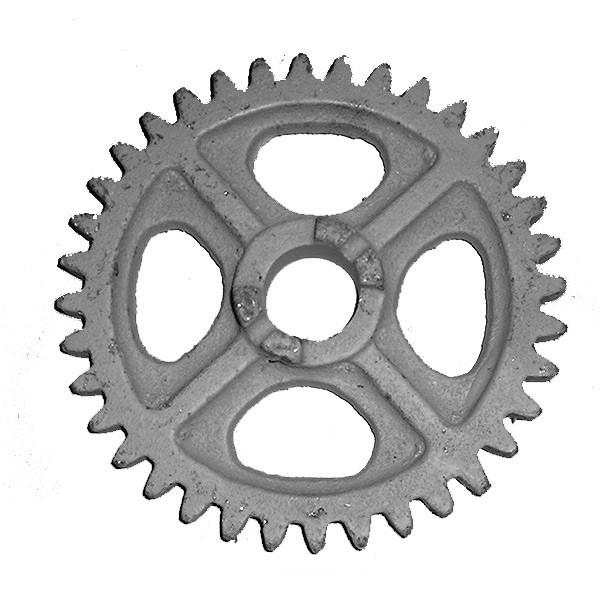 Колесо СЗ-3,6  зубчатое (z=36, d=35/190)