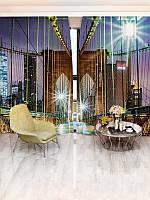 Фотоштора Walldeco Бруклінський міст (26471_1_1)
