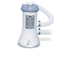 Фильтр-насос 2006 литров в минуту для бассейнов до 10 тонн intex 28604