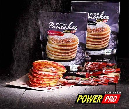 Панкейк Power Pro 40,5% білка 0,6кг, фото 2