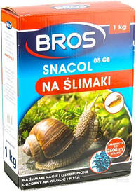 Засіб від слимаків BROS, 200 г 1кг