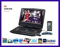 Портативный телевизор  Opera DVD  Т2 автомобильный. Телевизор портативный