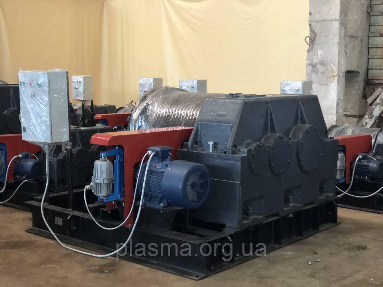 Лебедка электрическая тяговая ТЭЛ-20